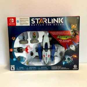 STARLINK Battle for Atlas Starfox starter BNWT